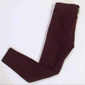 "Madewell : 9"" High Riser Skinny Jeans"